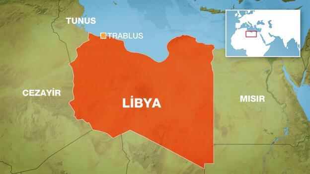 Libya ordusu: Mısır'dan gelen iki uçak silah taşıyordu