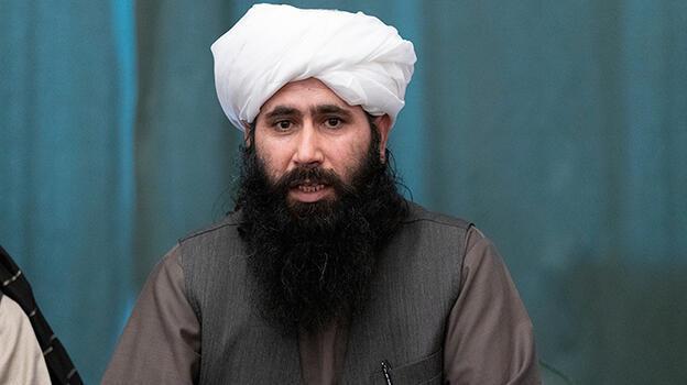 Taliban'dan masaya dönmek için çekilme şartı