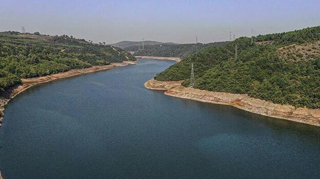 Son dakika... İstanbul barajlarındaki doluluk oranı yüzde 80'i aştı!