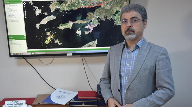 Prof. Dr. Sözbilir açıkladı! Depremler, Datça'da tsunami tehlikesine yol açabilir
