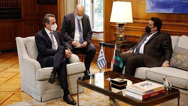 Yunanistan Libya ile masaya oturmak istiyor