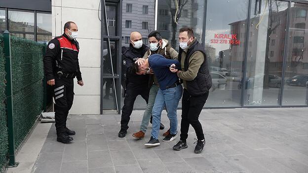 Polisin 'silahlı kavga' tatbikatını gerçek sandılar
