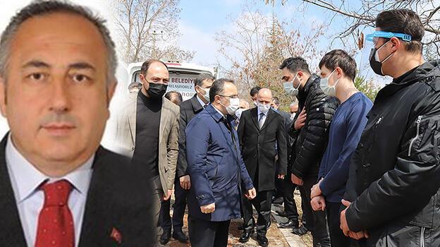İçişleri Bakanlığı'nda görevli şube müdürü, koronavirüsten hayatını kaybetti