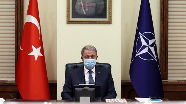 Son dakika: Bakan Akar'dan NATO ile kritik Afganistan görüşmesi