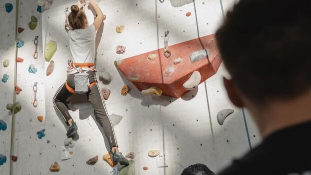 Çocuklarınızın enerjisini boşaltın: tırmanma duvarı yapın