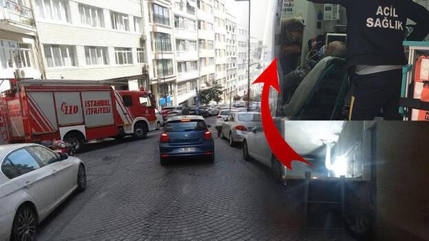 İstanbul'da zamanla yarış! Yardıma koşan baygınlık geçirdi