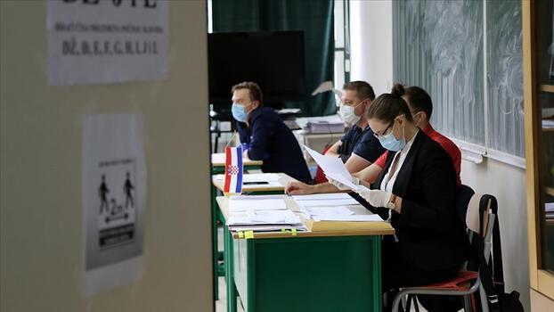 Hırvatistan'da yerel seçim 16 Mayıs'ta