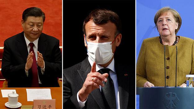 Şi, Merkel ve Macron ile yarın İklim Zirvesi'nde görüşecek