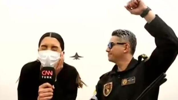 SOLOTÜRK 10 yaşında! Efsane ekip kapılarını CNN TÜRK'e açtı…