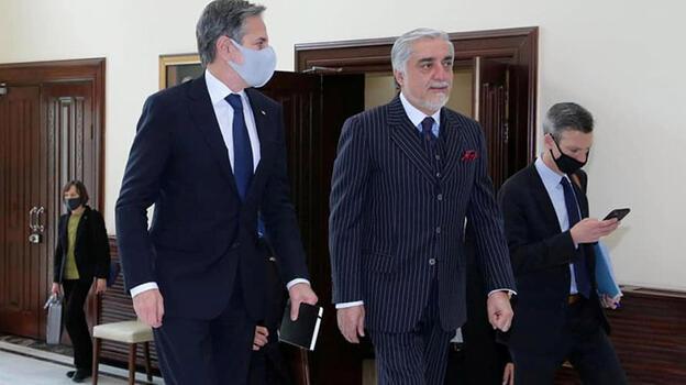 ABD ile Afganistan askerleri çekme konusunu görüştü