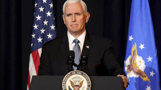 Son dakika... ABD'nin eski Başkan Yardımcısı Mike Pence'e kalp pili takıldı