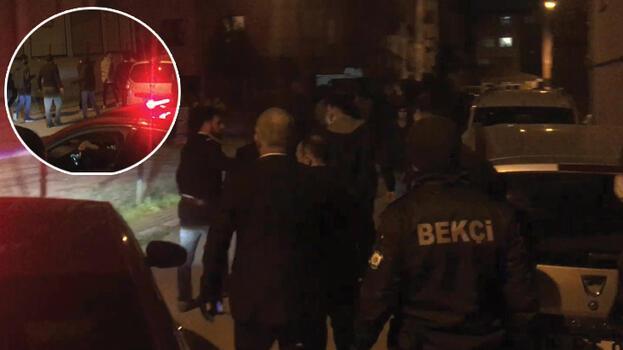 Bursa'da ortalık savaş alanına döndü! 100 kişi birbirine girdi