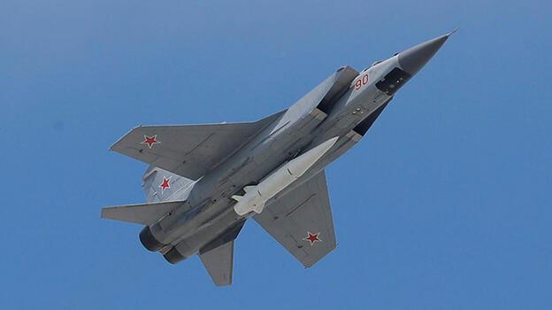 Son dakika: Rus savaş uçağı acil havalandı! ABD ile tehlikeli yakınlaşma...
