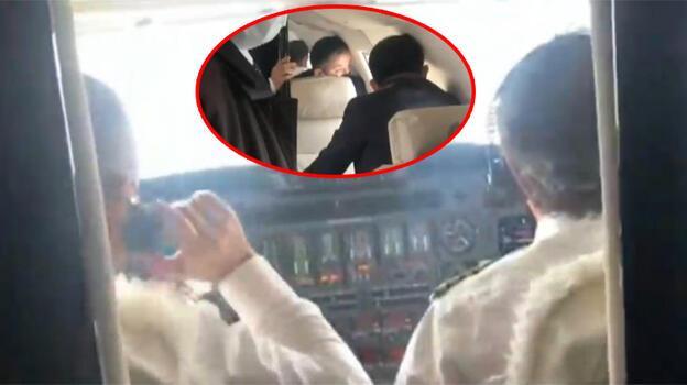 Son dakika... Bakan Pakdemirli'nin uçağı acil iniş yaptı