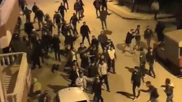 Bursa'da aileler arasında kavga! 15 kişiye kısıtlama ihlali cezası