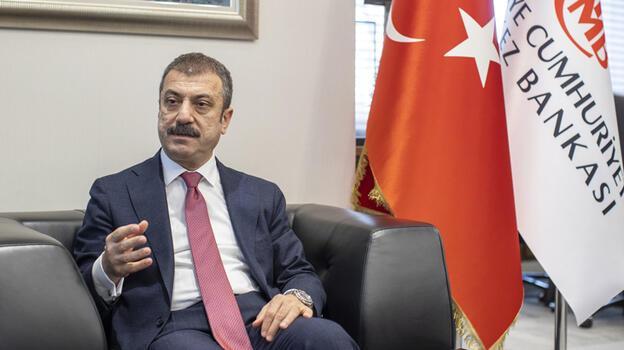 Son dakika haberi: Merkez Bankası Başkanı Kavcıoğlu'ndan 128 milyar dolar açıklaması