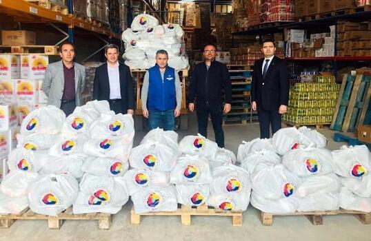 Ödemiş Ticaret Odası'ndan Ramazan yardımları