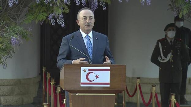 Son dakika! Çavuşoğlu'ndan 'Dendias' açıklaması: Gerekli cevabı verdim