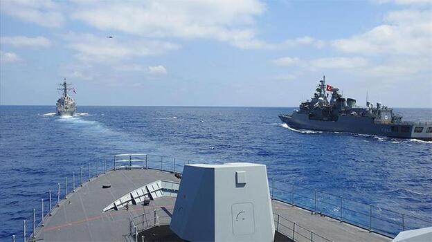İsrail'de çarpıcı araştırma: Doğu Akdeniz'deki en güçlü donanma