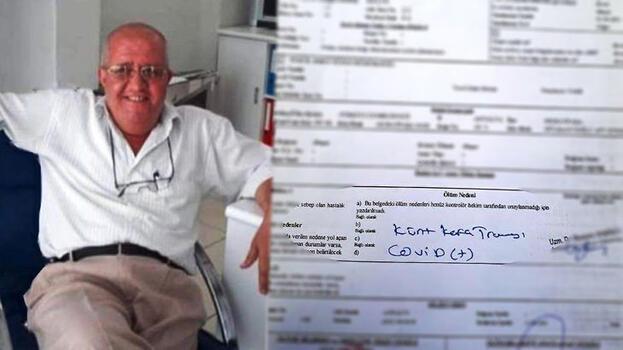 Hastanede skandal iddia! Ölüm nedeni olarak yazıldı