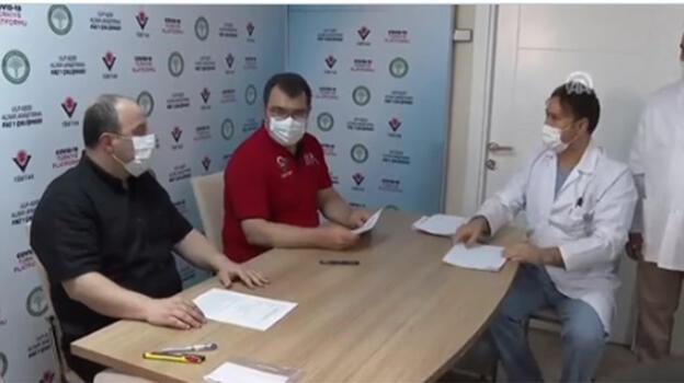 Son dakika! Dünyada sayılı Türkiye'de tek! Bakan Varank yerli aşı olacak