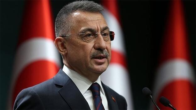 Cumhurbaşkanı Yardımcısı Oktay'dan Ali Özek için taziye mesajı