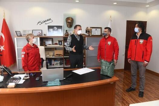 Yenişehir Belediyesi ve AKUT Mersin'den iş birliği