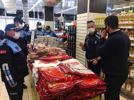 Süleymanpaşa Belediyesi, salgın denetimlerini sıklaştırdı