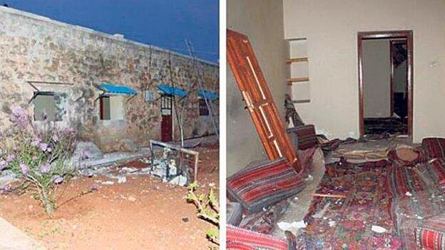 Öcalan'ın 1979'da Kobani'de kaldığı ev bombalandı