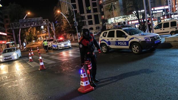 Son dakika: Türkiye genelinde uygulanan 58 saatlik sokak kısıtlaması sona erdi