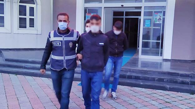 Evden 250 bin liralık altın çalan 2 hırsız tutuklandı