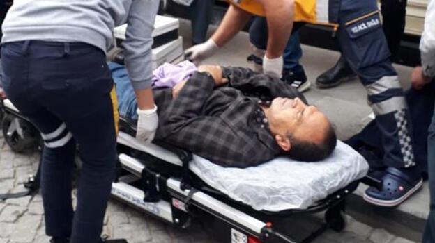 Kuyumcu, iş yeri önünde silahlı saldırıya uğradı!