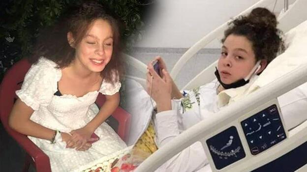 12 yaşındaki Esila'dan kahreden haber