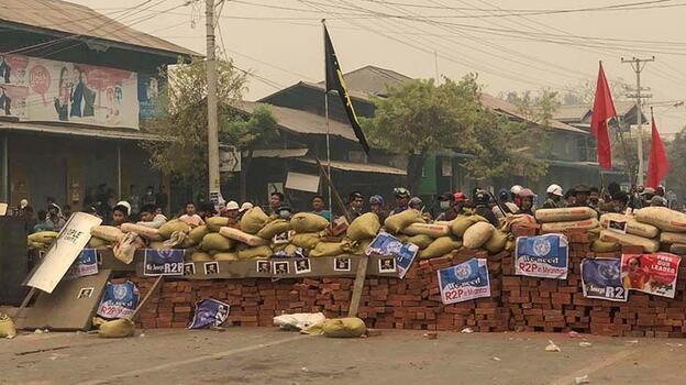 Son dakika... Myanmar'da yönetim, ölen protestocuların anıtlarının kaldırılmasını istedi