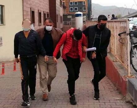Kayseri'de 2 kişiye uyuşturucu gözaltısı