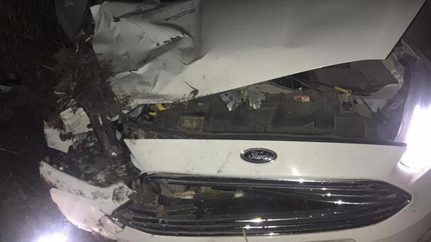 Iğdır'da kaza geçiren filyasyon ekibine Bakan Koca'dan mesaj