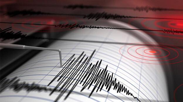 Ülke 6.4 büyüklüğündeki depremle sallandı!