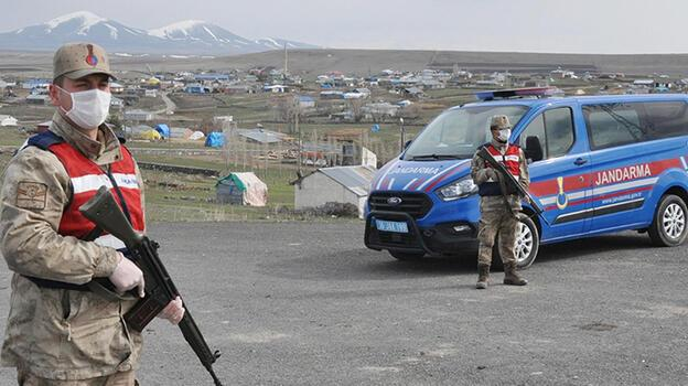 Son dakika... Kars'ta, karantinaya alınan köy sayısı 8'e çıktı!