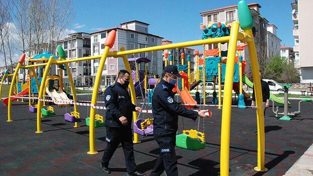 Vaka sayısı artan Bartın'da, park ve piknik alanları kapatıldı