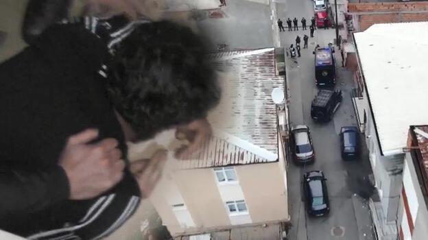 Bursa'da bin polisle uyuşturucu operasyonunda 29 tutuklama