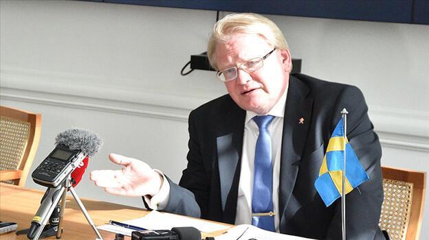 İsveç'ten terör örgütü YPG'ye açık açık destek