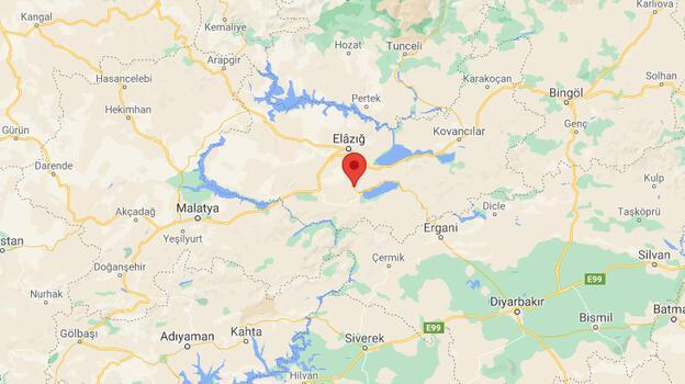 Elazığ'da 3.6 büyüklüğünde deprem! Kandilli'den açıklama yapıldı