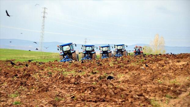Muş Ovası'nda çiftçilerin ekim mesaisi başladı