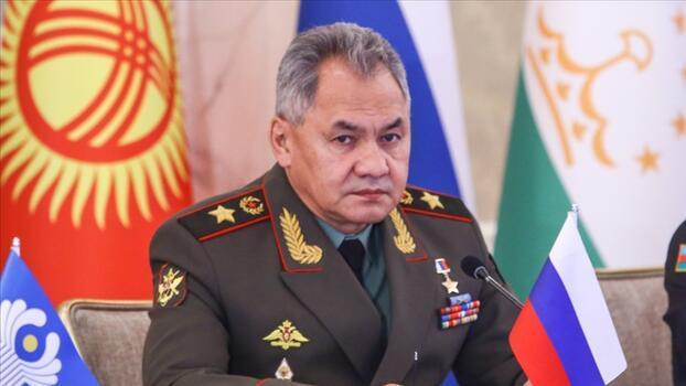 Rusya Savunma Bakanı Şoygu'dan ABD ve NATO'ya tepki