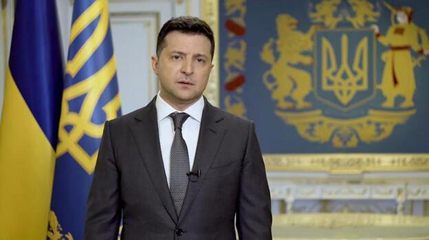 Son dakika... Ukrayna Devlet Başkanı Zelenskiy, Putin'e çağrı yaptı!