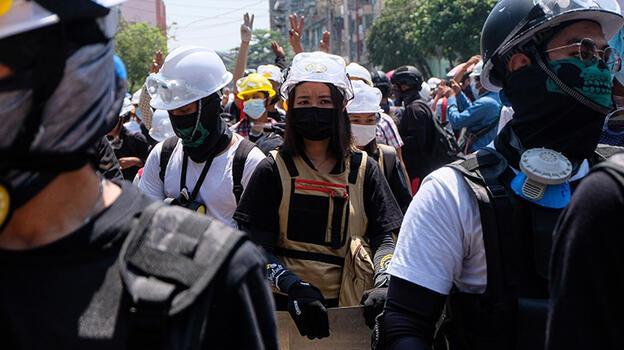 Japonya'dan Myanmar'da tutuklanan Japon gazetecinin salıverilmesi talebi