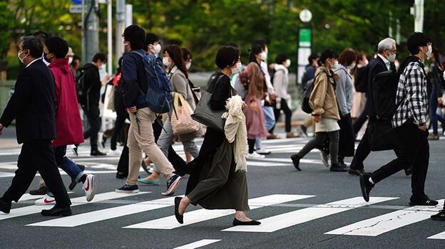 Japonya'dan salgına karşı yeni OHAL kararları