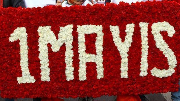 DİSK, KESK, TMMOB VE TTB'den 1 Mayıs programı açıklaması