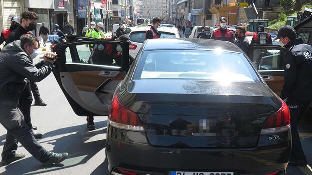 İstanbul'da Yeditepe Huzur denetimi! Didik didik arandılar