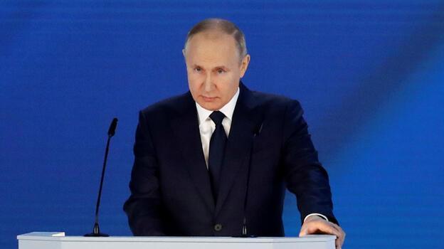 Son dakika... Putin dünyaya duyurdu, gemileri yaktı!